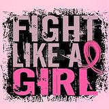 Fight like a girl Tank Tops