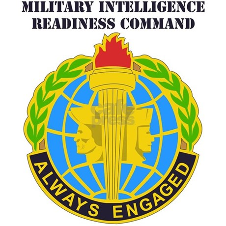 DUI MILITARY INTELLIGENCE READINESS COMMAND Puzzle By Admin CP21080777