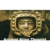 Ancient astronaut Wall Decals
