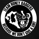 Honey badger Tank Tops