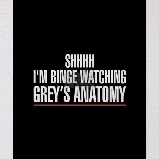 Grey's Anatomy Binge Watching
