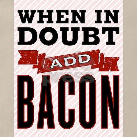 Add Bacon Apron