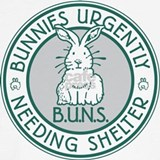 Bunnies urgently needing shelter Sweatshirts & Hoodies
