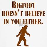 Bigfoot believe Underwear