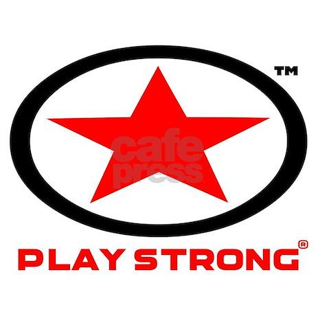 play strong star logo queen duvet by playstrong rh cafepress com Smart Clip Art Strong Woman Clip Art