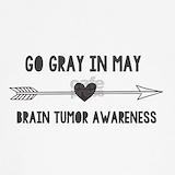 Brain tumor awareness Tank Tops