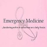 Emergency medicine Tank Tops