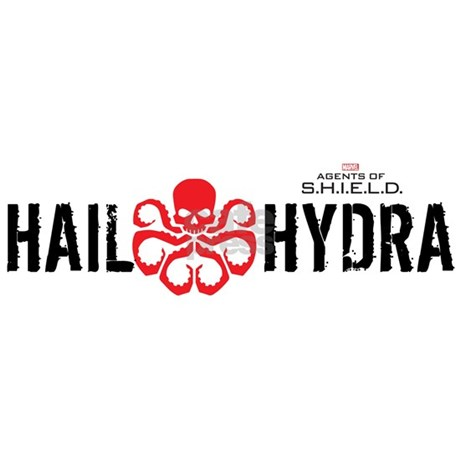 Hail hydra sticker bumper favorite
