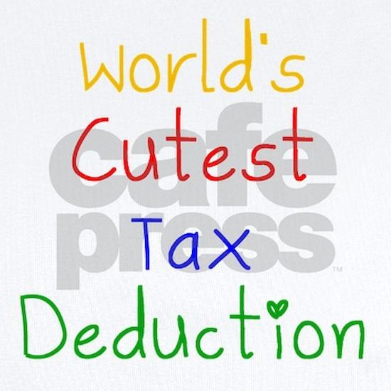 Worlds Cutest Tax Deduction