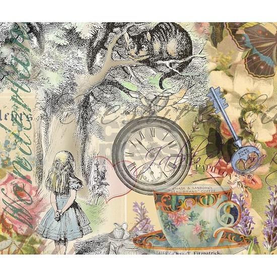 Cheshire Cat Alice in Wonderland