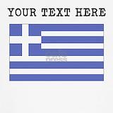 Greek flag Underwear