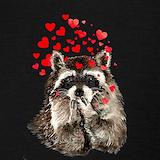 Funny raccoon Tank Tops
