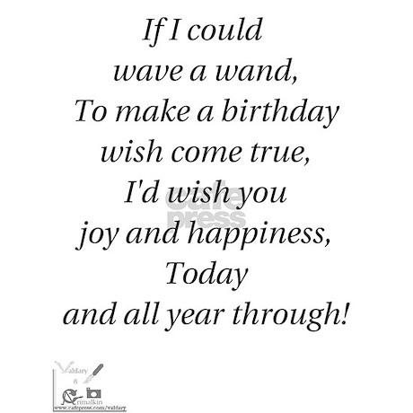 Magic 17th Birthday Card By Valdary