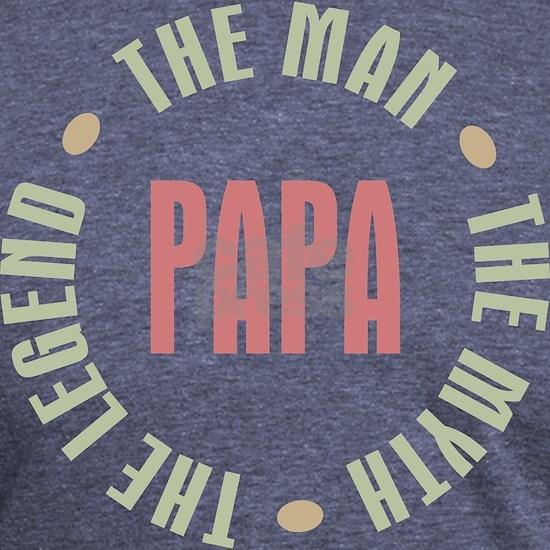 Papa Man Myth Legend French