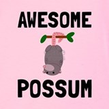 Awesome possum Tank Tops