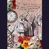 Alice in wonderland Aprons