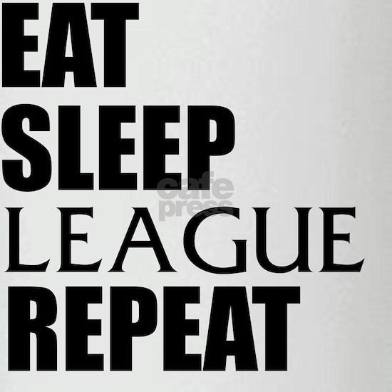 Eat Sleep League Repeat