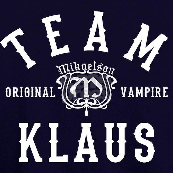 Team Klaus Vampire Diaries Originals