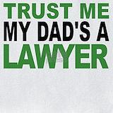 Lawyer humor Bib