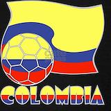Colombian soccer Tank Tops