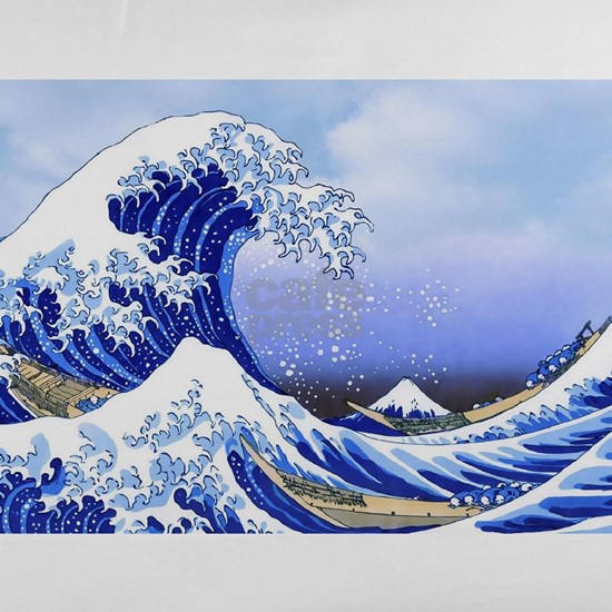 Surfs Up! Great Wave Hokusai