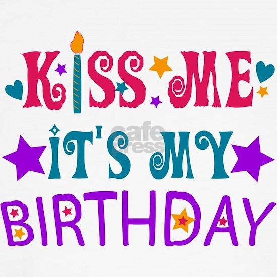 Its My Birthday Dog T Shirt 1kissmebirthday