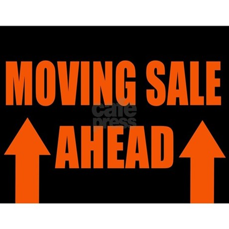moving sale banner by onedaycreations