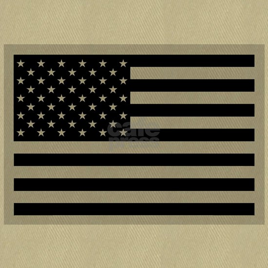 Subdued US Flag Tactical