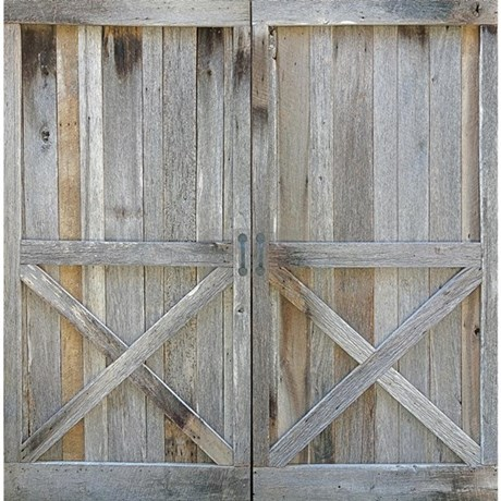 Old Rustic Barn Door Shower Curtain. Favorite  sc 1 st  CafePress & Old Rustic Barn Door Shower Curtain by rebeccakorpita