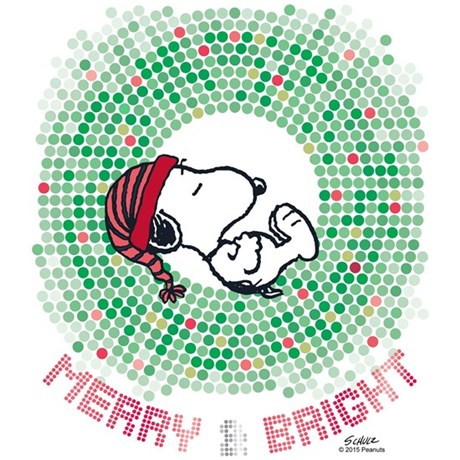 Peanuts Merry & Bright Products