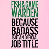 Game warden Tank Tops