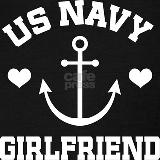 5f25112b4a8137 U.S. Navy Girlfriend gif Racerback Tank Top U.S. Navy Girlfriend gift Racerback  Tank Top