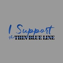 I Support The Thin Blue Line