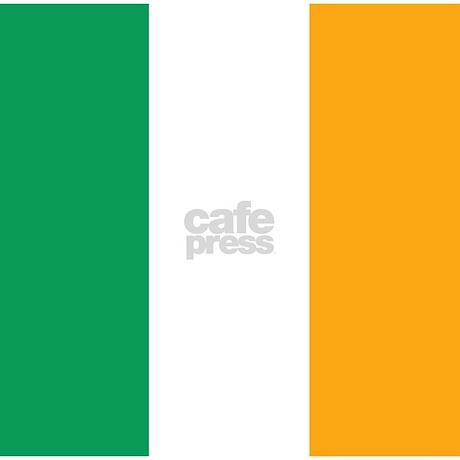 irish tricolour square flag of ireland shower cu by soaringsimple