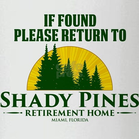 Well-known Return to Shady Pines Drinking Glass by wheetv1 YR44