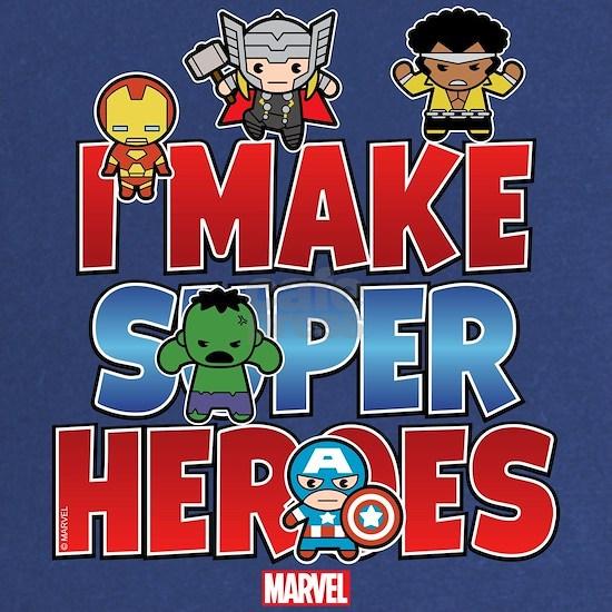 I Make Super Heroes
