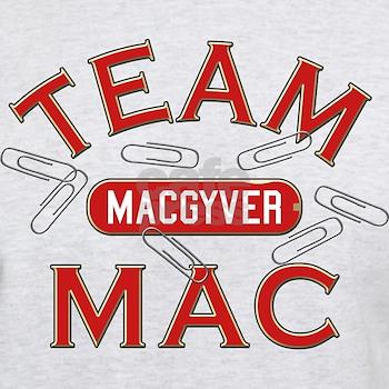 Macgyver T-shirts