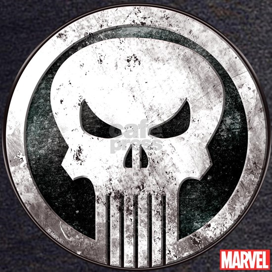 Punisher Grunge Icon