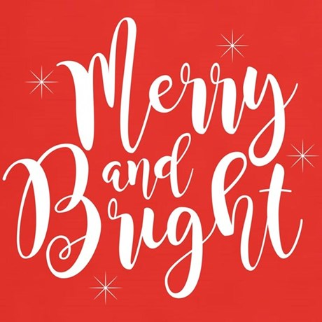 Merry and Bright Products
