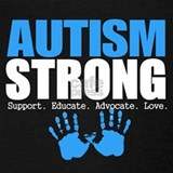 Autism awareness Tank Tops