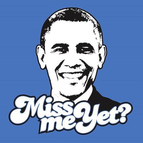 Miss Me Yet?