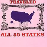 50 states Tank Tops