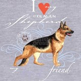 German shepherd Sweatshirts & Hoodies