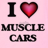 Muscle cars Tank Tops