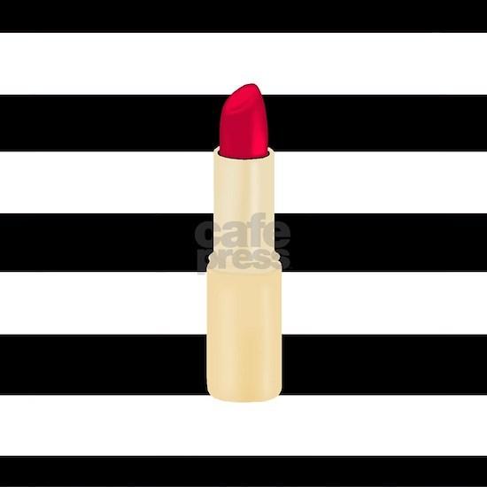 Red Lipstick Strioes