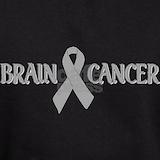 Brain cancer Sweatshirts & Hoodies
