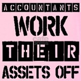 Accountant Tank Tops