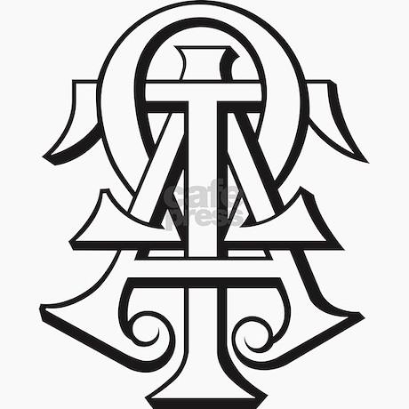 Alpha Tau Omega Ato Letters Trucker Hat By Alphatauomega