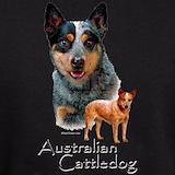 Australian cattle dog Sweatshirts & Hoodies