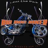 Big dog motorcycle Sweatshirts & Hoodies